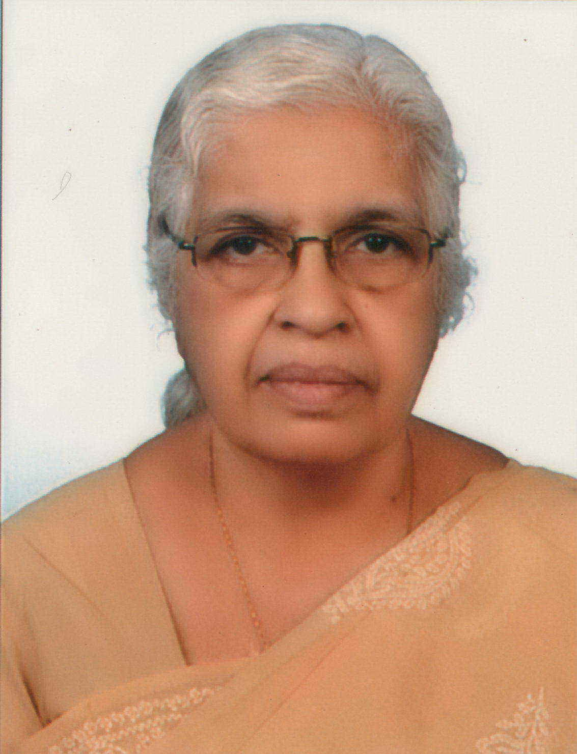 Dr. Rani Santhakumari (Vice Chairman, Pain and palliative care trust) Gynecologist & Palliative care Physician