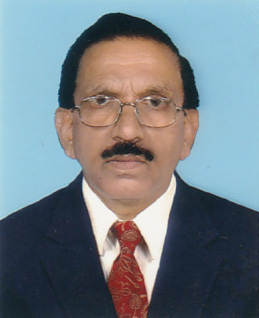 Dr.C V Prathapan(Chairman Pain and Palliative Care Trust)) Former Director of Health Services, Kerala State