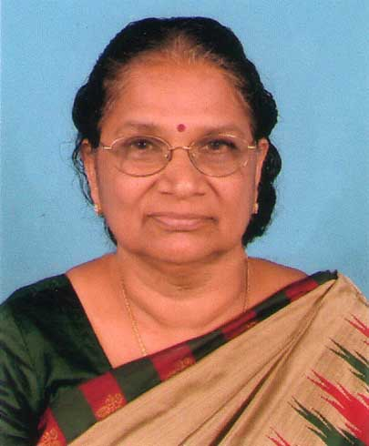 Dr. Radhabai P, Trustee- Pain and palliative Care Trust, Gynecologist & Palliative	care PhysicianFormer DMO, Kollam